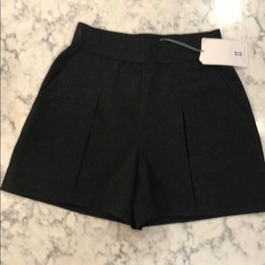 NWT Kit Ace Tailored Gray Shorts